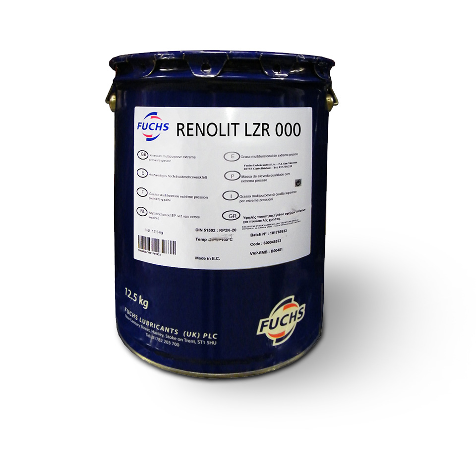 Renolit Lzr 000 Peak Oil Shop
