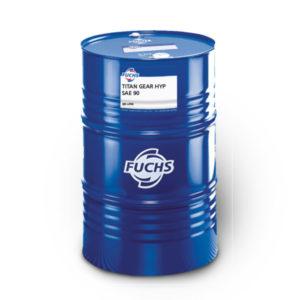 TITAN GEAR HYP SAE 90 heavy duty gear oil lubricant