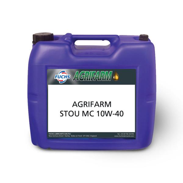 AGRIFARM STOU MC 10W-40
