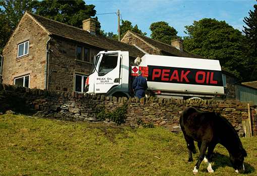 domestic heating oil delivery