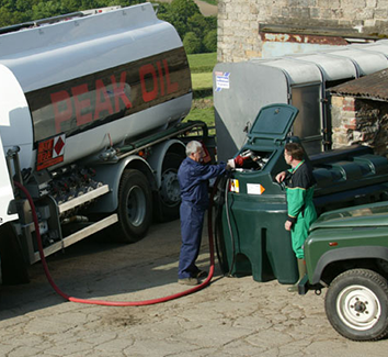 domestic heating oil supplier